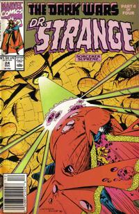 Cover Thumbnail for Doctor Strange, Sorcerer Supreme (Marvel, 1988 series) #24