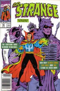 Cover Thumbnail for Doctor Strange, Sorcerer Supreme (Marvel, 1988 series) #25
