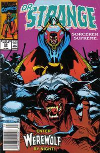 Cover Thumbnail for Doctor Strange, Sorcerer Supreme (Marvel, 1988 series) #26