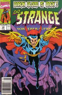 Cover Thumbnail for Doctor Strange, Sorcerer Supreme (Marvel, 1988 series) #29
