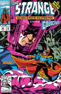 Cover Thumbnail for Doctor Strange, Sorcerer Supreme (Marvel, 1988 series) #42 [Direct Edition]