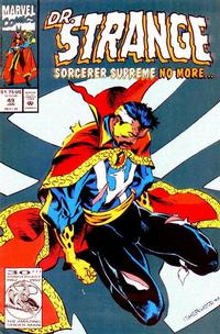 Cover Thumbnail for Doctor Strange, Sorcerer Supreme (Marvel, 1988 series) #49 [Direct]