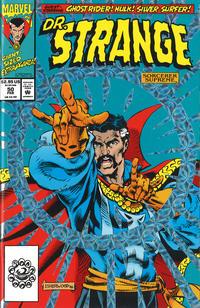 Cover Thumbnail for Doctor Strange, Sorcerer Supreme (Marvel, 1988 series) #50 [Direct Edition]