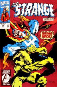 Cover Thumbnail for Doctor Strange, Sorcerer Supreme (Marvel, 1988 series) #51