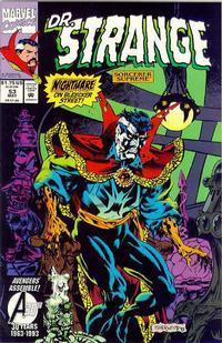 Cover Thumbnail for Doctor Strange, Sorcerer Supreme (Marvel, 1988 series) #53
