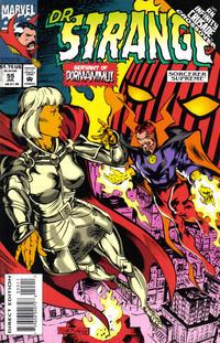 Cover Thumbnail for Doctor Strange, Sorcerer Supreme (Marvel, 1988 series) #55