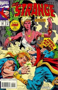Cover Thumbnail for Doctor Strange, Sorcerer Supreme (Marvel, 1988 series) #59