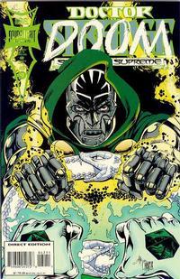Cover Thumbnail for Doctor Strange, Sorcerer Supreme (Marvel, 1988 series) #62