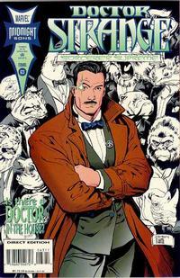 Cover Thumbnail for Doctor Strange, Sorcerer Supreme (Marvel, 1988 series) #63