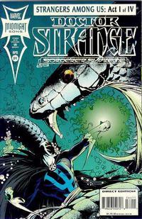 Cover for Doctor Strange, Sorcerer Supreme (Marvel, 1988 series) #64