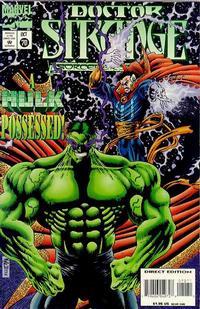 Cover Thumbnail for Doctor Strange, Sorcerer Supreme (Marvel, 1988 series) #70