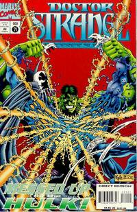 Cover for Doctor Strange, Sorcerer Supreme (Marvel, 1988 series) #71