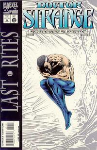 Cover Thumbnail for Doctor Strange, Sorcerer Supreme (Marvel, 1988 series) #72