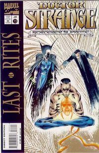 Cover for Doctor Strange, Sorcerer Supreme (Marvel, 1988 series) #73