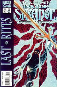 Cover Thumbnail for Doctor Strange, Sorcerer Supreme (Marvel, 1988 series) #75
