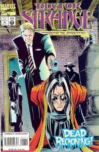 Cover for Doctor Strange, Sorcerer Supreme (Marvel, 1988 series) #77