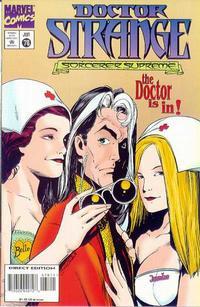 Cover Thumbnail for Doctor Strange, Sorcerer Supreme (Marvel, 1988 series) #78