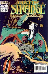 Cover Thumbnail for Doctor Strange, Sorcerer Supreme (Marvel, 1988 series) #79