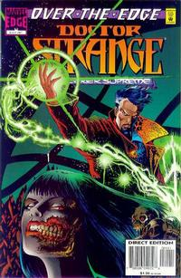 Cover for Doctor Strange, Sorcerer Supreme (Marvel, 1988 series) #81