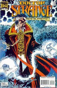 Cover for Doctor Strange, Sorcerer Supreme (Marvel, 1988 series) #82