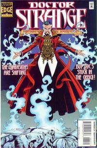 Cover Thumbnail for Doctor Strange, Sorcerer Supreme (Marvel, 1988 series) #83
