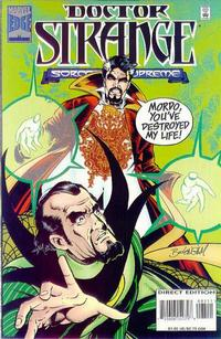 Cover for Doctor Strange, Sorcerer Supreme (Marvel, 1988 series) #85