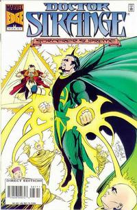 Cover Thumbnail for Doctor Strange, Sorcerer Supreme (Marvel, 1988 series) #87