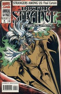 Cover Thumbnail for Doctor Strange, Sorcerer Supreme Annual (Marvel, 1992 series) #4