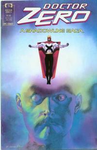 Cover Thumbnail for Doctor Zero (Marvel, 1988 series) #3