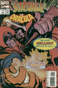 Cover Thumbnail for Dr. Strange vs. Dracula (Marvel, 1994 series) #1