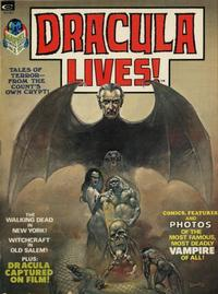 Cover Thumbnail for Dracula Lives (Marvel, 1973 series) #1
