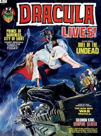 Cover Thumbnail for Dracula Lives (Marvel, 1973 series) #3