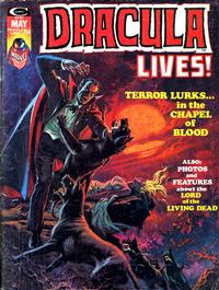 Cover Thumbnail for Dracula Lives (Marvel, 1973 series) #6