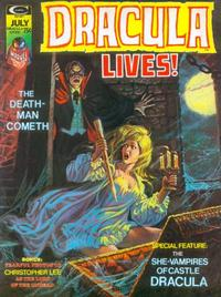 Cover Thumbnail for Dracula Lives (Marvel, 1973 series) #7