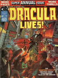 Cover Thumbnail for Dracula Lives Annual (Marvel, 1975 series) #1
