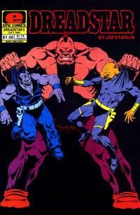Cover Thumbnail for Dreadstar (Marvel, 1982 series) #5