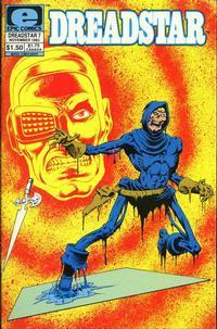 Cover Thumbnail for Dreadstar (Marvel, 1982 series) #7