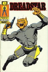 Cover Thumbnail for Dreadstar (Marvel, 1982 series) #8