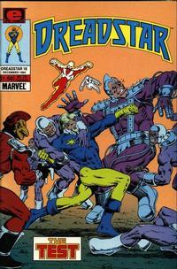 Cover Thumbnail for Dreadstar (Marvel, 1982 series) #16