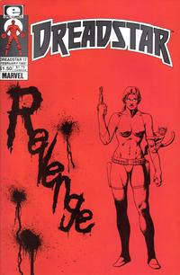 Cover Thumbnail for Dreadstar (Marvel, 1982 series) #17