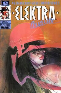 Cover Thumbnail for Elektra: Assassin (Marvel, 1986 series) #8