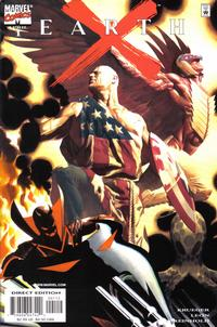 Cover Thumbnail for Earth X (Marvel, 1999 series) #1 [Second Printing]
