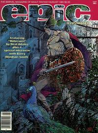 Cover Thumbnail for Epic Illustrated (Marvel, 1980 series) #7