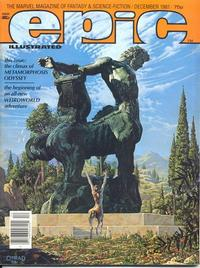 Cover Thumbnail for Epic Illustrated (Marvel, 1980 series) #9