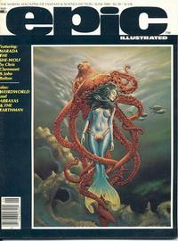 Cover Thumbnail for Epic Illustrated (Marvel, 1980 series) #12