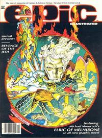 Cover Thumbnail for Epic Illustrated (Marvel, 1980 series) #14