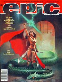 Cover Thumbnail for Epic Illustrated (Marvel, 1980 series) #27