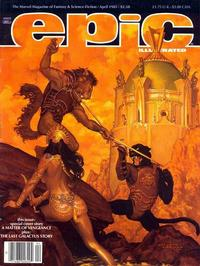 Cover Thumbnail for Epic Illustrated (Marvel, 1980 series) #29