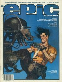 Cover Thumbnail for Epic Illustrated (Marvel, 1980 series) #33