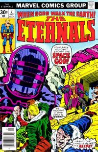 Cover Thumbnail for The Eternals (Marvel, 1976 series) #7 [Regular Edition]